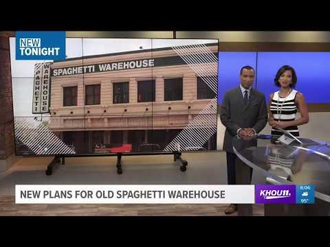 Spaghetti factory houston