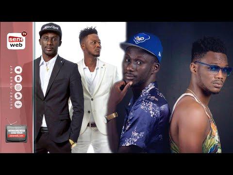 Explosif: «Clash» entre Ara et Dayza du groupe akhlou Brick...