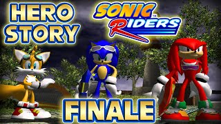 ABM: Sonic Riders!! Heroes Story!! FINALE!! HD
