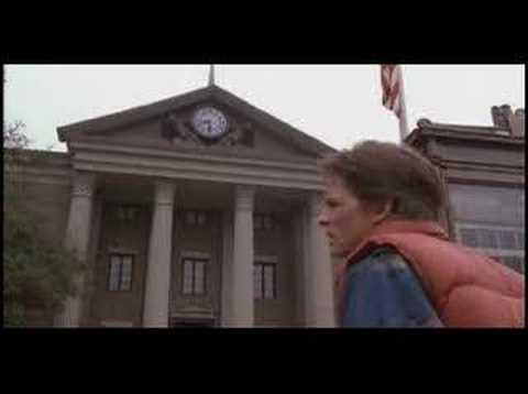 Volver al Futuro (Trailer)