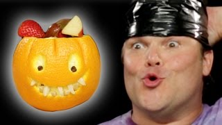 Jack Black Tries Halloween Pinterest Hacks With Us