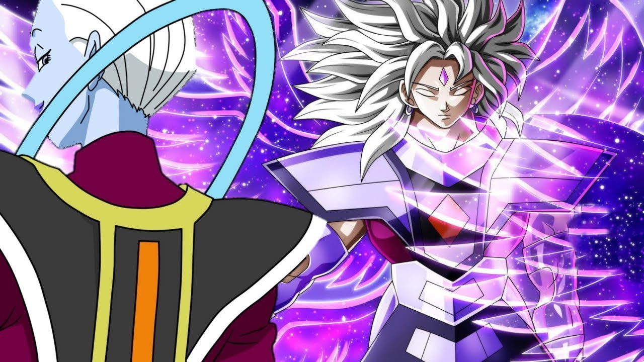 Download Whis Reveals The Truth About Goku