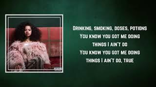 Ella Mai - Cheap Shot (Lyrics)