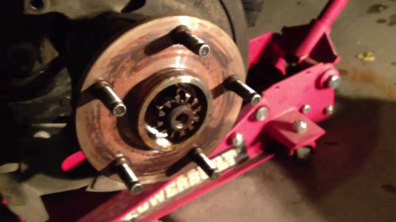 Dodge Ram Ball Joint Replacement 1998 1500 4x4 Part 1 Of