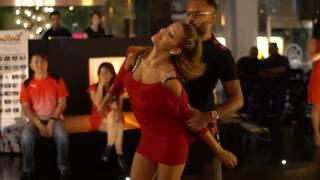 Zouk SEA 2016 Social Dance: Audrey Fernanda Mathilde Alex Carlos Kadu ~ video by Zouk Soul