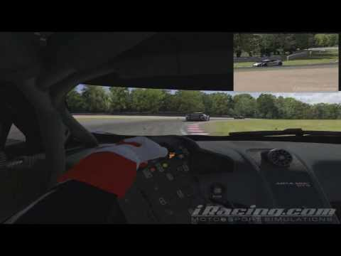 Season 4/Week 2 - Alj @ Brands Hatch in the MP4: 6th to 3rd - it was a good day