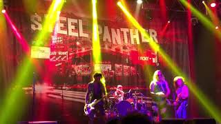 Turn up the Radio.  Steel Panther