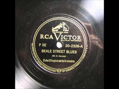 BEALE STREET BLUES Jazz by Duke Ellington 1947