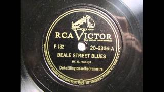 Play Beale Street Blues