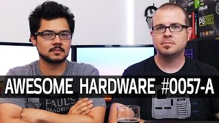 Awesome Hardware #0057-A: Oculus Launches, Intel Kills Tick-Tock, Moon Villages