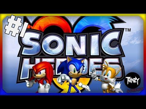Sonic Heroes | Episode #1 | Hedgehog Teeth - Toonzy&Friends