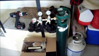 "Building The Vashro ""kegerator"""