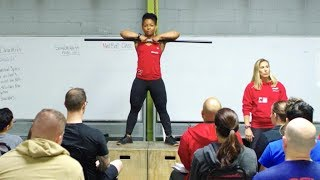 The Sumo Deadlift High Pull: Core to Extremity