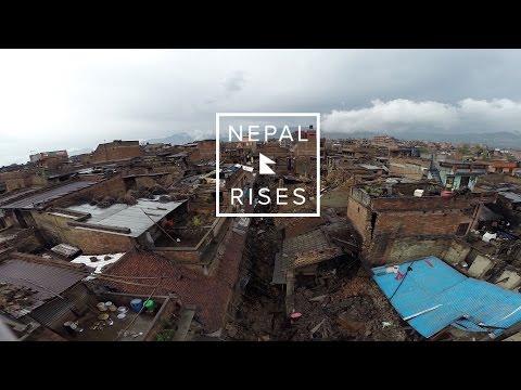Nepal Rises //
