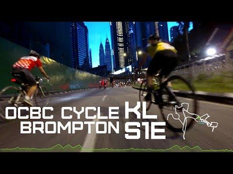 20181111   OCBC Cycle Kuala Lumpur (KL) On A Single-speed (Brompton S1E)