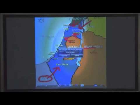 Mapping Israel s History Six Day War and Beyond