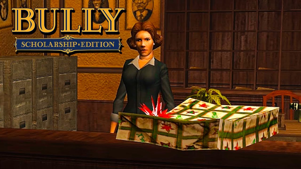 Bully: Scholarship Edition - Mission #28 - Christmas Is Here