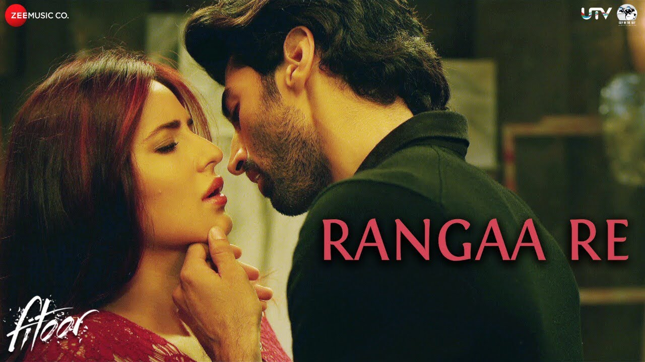 Download Rangaa Re (Hindi) - Full Video | Fitoor | Aditya Roy Kapur & Katrina Kaif | Sunidhi C | Amit Trivedi