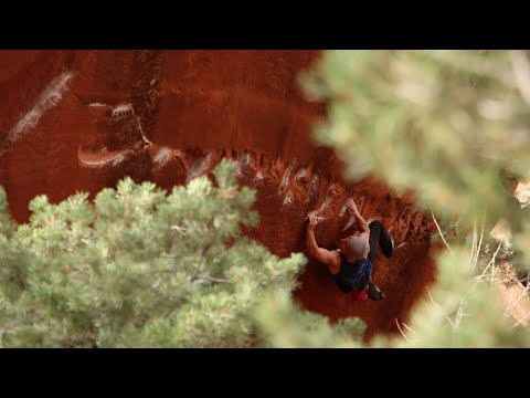 Sacred Lands: A Story of Bouldering in Indian Creek