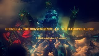 Godzilla-the convergence 4.0 full film (animation)