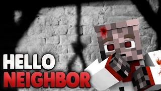 ICH WERDE UMGEBRACHT !? 😰   Minecraft Hello Neighbor
