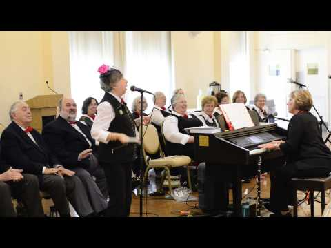 BROADWAY EMPIRE - NEW HORIZONS GLEE CLUB at MAIN LINE REFORM TEMPLE NARBERTH-Part11