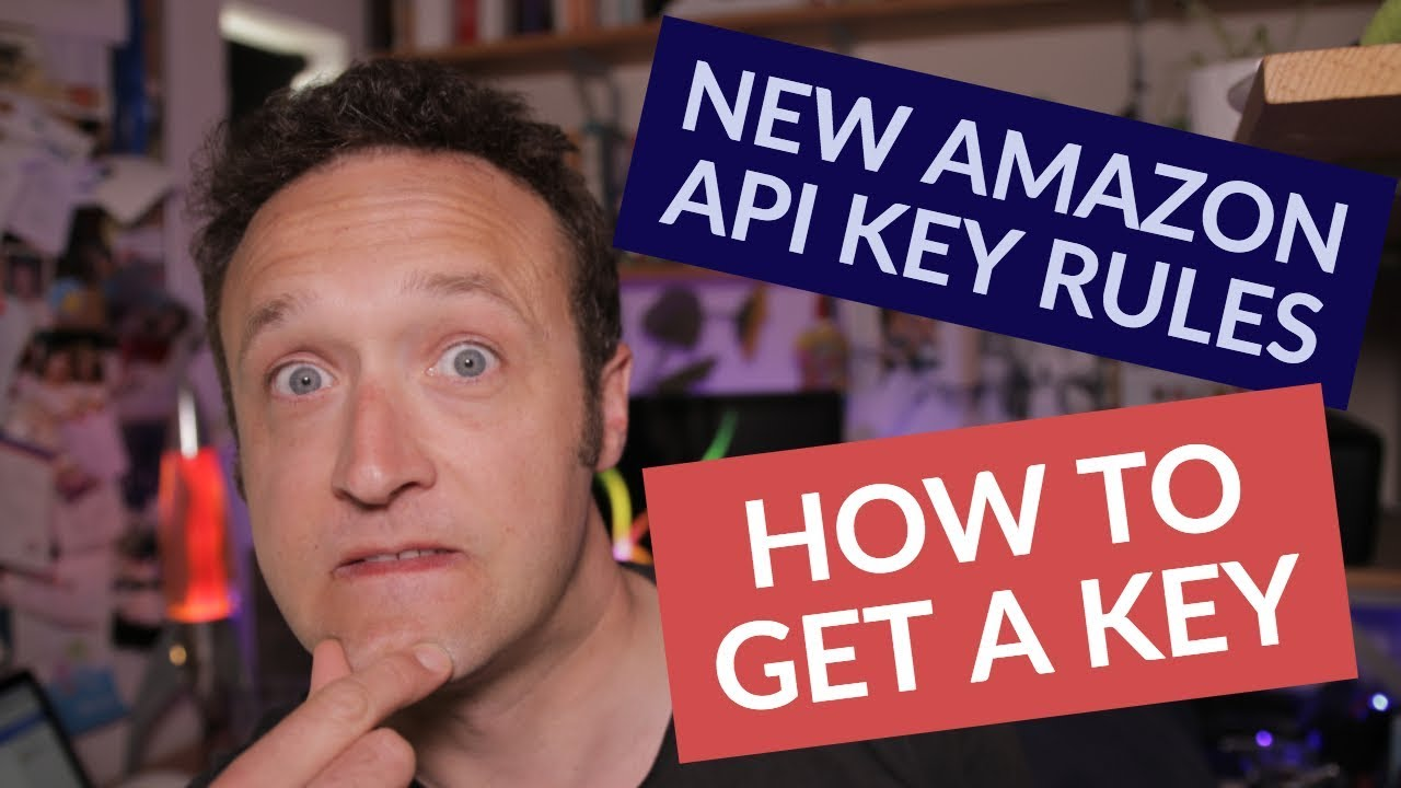 AMAZON product API Associates policy changes - How to get your KEY