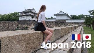 VLOG JAPAN JUNE 2018 - Tokyo, Osaka & Kyoto.