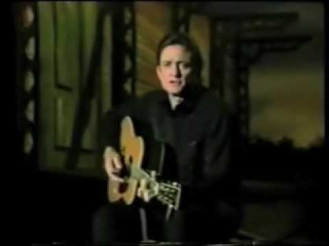 Johnny Cash sings Civil War songs