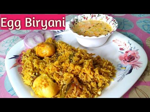Egg Biryani Recipe | Easy Egg Biryani in Pressure Cooker | Yumm Kitchen | Anda Biryani |Kaynak: YouTube · Süre: 10 dakika11 saniye