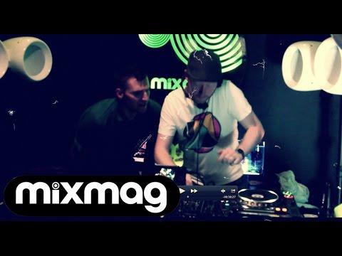 TECHNIMATIC d'n'b DJ set in The Lab LDN