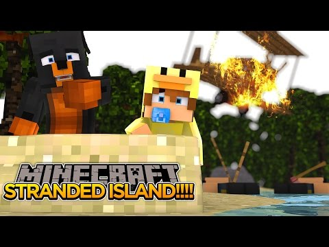 DONUT AND BABY DUCK ARE LOST!! - Minecraft - Donut the Dog Adventures -