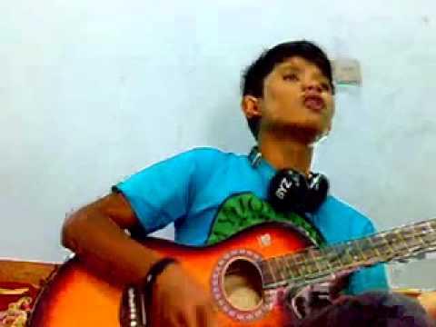 pedih guitar cover by anjaz