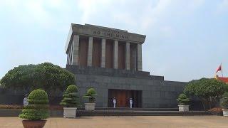 Вьетнам #3. Прогулки по Ханой