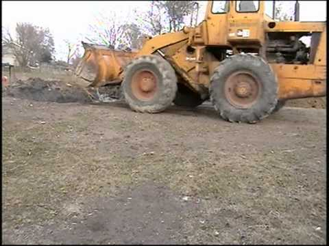 h 60 payloader - first video