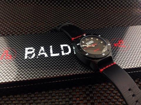 Alessandro Baldieri Seamonster SM-46 Watch Review