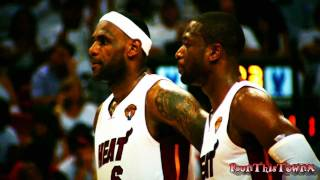 Dwyane Wade - I Believe In Us - Lebron James & Chris Bosh