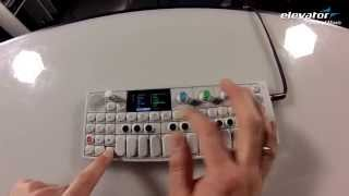 Elevator Vlog - Folge 40: Teenage Engineering OP-1 (Deutsch)