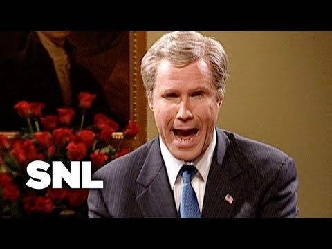 Cold Opening: Bush with Cheney and Rice - Saturday Night Live thumbnail