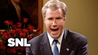 Cold Opening: Bush with Cheney and Rice - Saturday Night Live