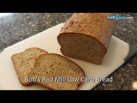 Netrition Com Bob S Red Mill Low Carb Bread Mix Youtube