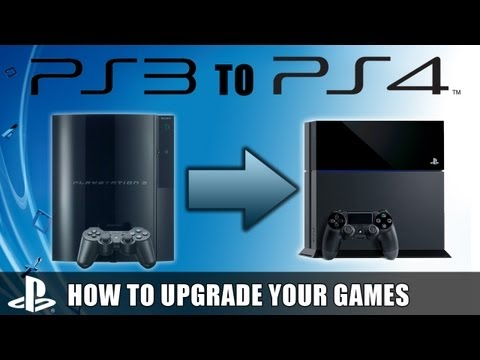 PlayStation 4 Upgrade Programme: How To...