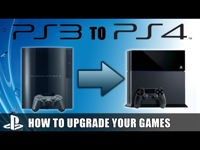 Ps3 games on ps4