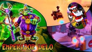 Emperador VELO vs TDYU - Modo Espejo - Crash Team Racing Nitro Fueled