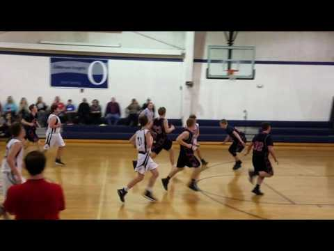 Basketball; JV; 5 Oakbrook Preparatory School vs Spartanburg Christian Academy