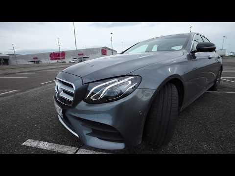 Тест-драйв Mercedes-Benz E200: в чем кайф базовой версии?