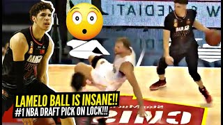 LaMelo Ball Top 50 Plays From His NBL Season!! INSANE Ankle Breaker & CRAZY PASS!!