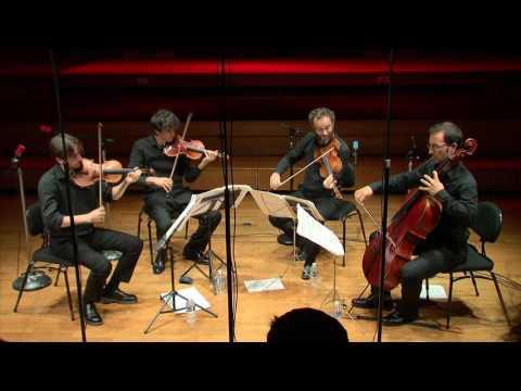 Henri Dutilleux : Ainsi la nuit par le Quatuor Bela