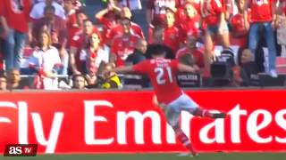 Resumen Benfica 4-1 Nacional | Benfica Campeon Liga de Portugal 2016