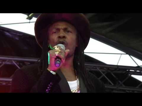 MICHAEL PROPHET ROOTS  (JAMAICA) NOTTINGHAM CARIBBEAN CARNIVAL UK AUG 20 2017